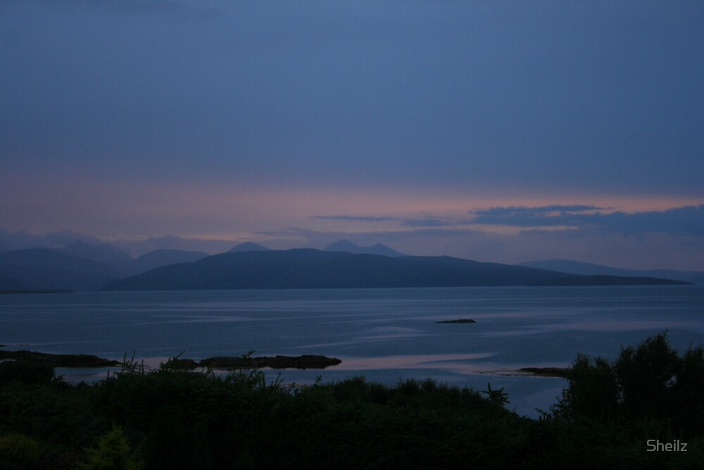 Over The Sea to Skye by Sheilz