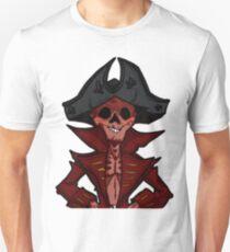 Sexy King of the Zombies - John Hancock T-Shirt