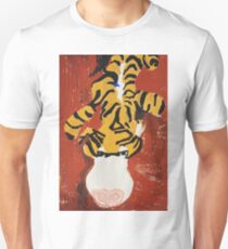leopard toy painting T-Shirt