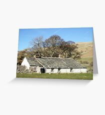 Bowness Cottage Greeting Card