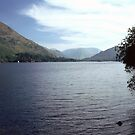 Ullswater Lake by JImage