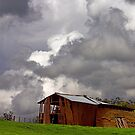 The Barn by Peter Daalder