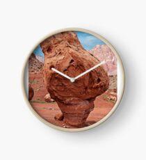 Alien Rock Clock