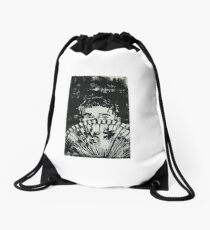 Fan Drawstring Bag