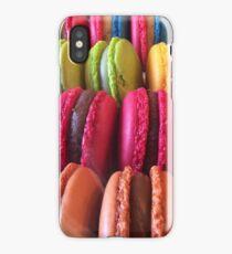 Glorious macaroons iPhone Case/Skin