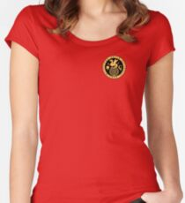 Guild of Calamitus Intent - Business Casual Women's Fitted Scoop T-Shirt