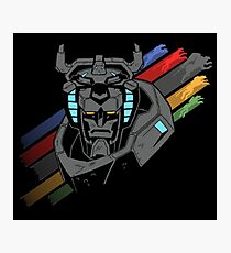 Voltron Photographic Print