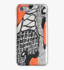 Penguin Piano iPhone Case/Skin
