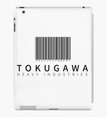 TOKUGAWA HEAVY INDUSTRIES iPad Case/Skin