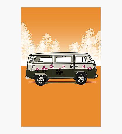 VW combi Photographic Print