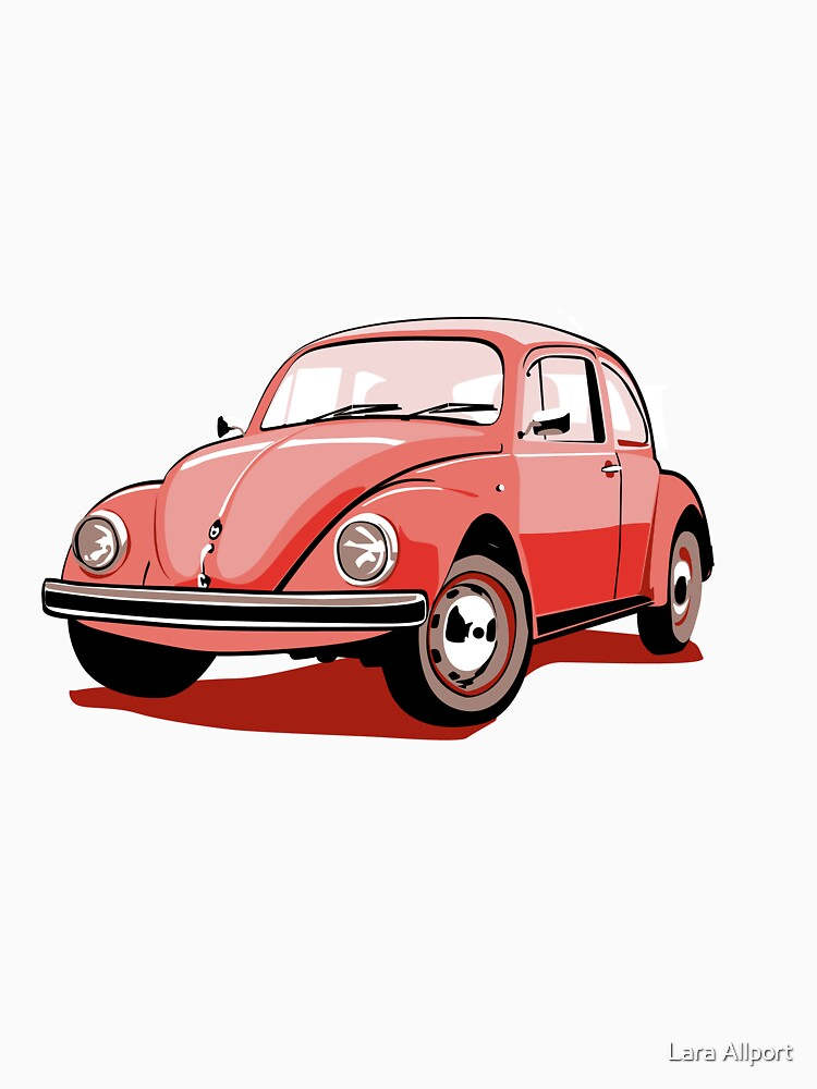 VW beetle by LaraAllport