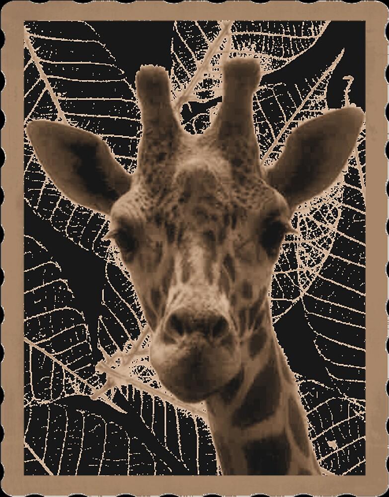 giraffe by CheyenneLeslie Hurst
