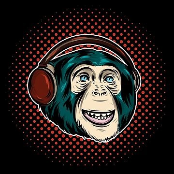 Funky Monkey by BlueGnome