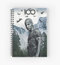 Lincoln The 100 Spiral Notebook