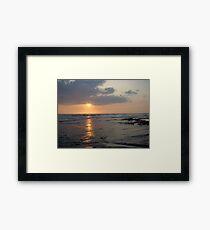 Gazer Framed Print