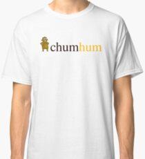 Chum Hum Logo Classic T-Shirt