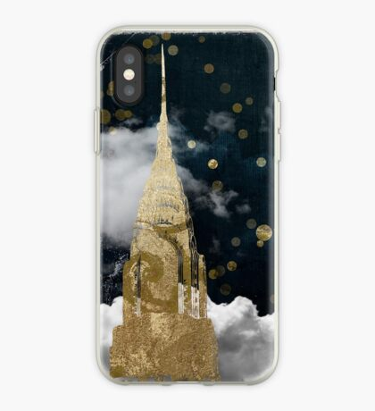 Cloud Cities New York City iPhone Case