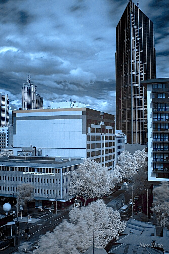 Melbourne City by Alex Wise