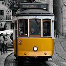 Tram 28 Lisbon Portugal by gabriellaksz