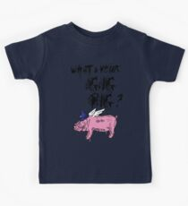 What's Your Gig Pig? Kids Clothes