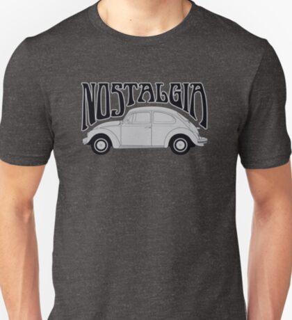 Nostagia - VW Beetle T-Shirt