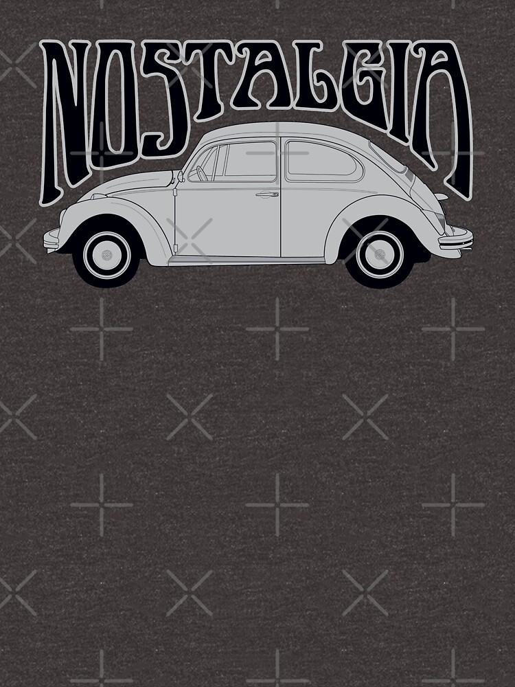 Nostagia - VW Beetle by thedrumstick