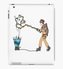 Casper meets The Ghostbusters iPad Case/Skin