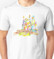 Castle on the hill Unisex T-Shirt