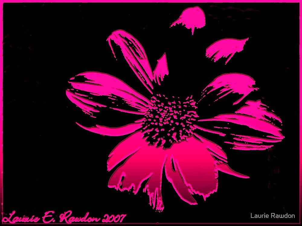 Wild Flower by Laurie Rawdon