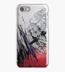Metallic Abstract (Space) iPhone Case/Skin