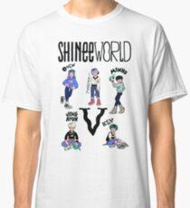 SHINee World V Classic T-Shirt