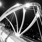 Seafarers Bridge, Melbourne by sparrowhawk