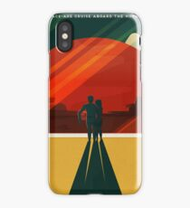 THE MOONS OF MARS - Space | X | Retro | Vintage | Futurism | Sci-Fi | Two iPhone Case/Skin