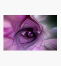 Swirl it Like a Storm Photographic Print