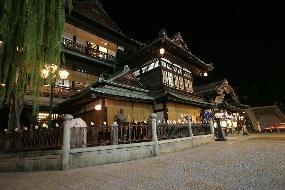 Dogo Onsen - Matsuyama by Trishy
