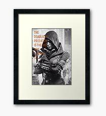 Deadliest Preditor Framed Print