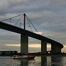 West Gate Bridge 1 by Dannii Cockerell