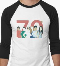 That 70s Show - Retro Look Men's Baseball ¾ T-Shirt
