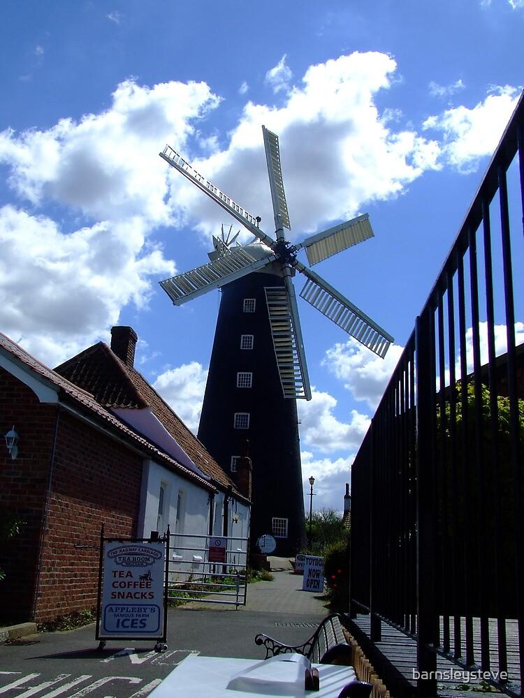Waltham windmill, Cleethorpes by barnsleysteve