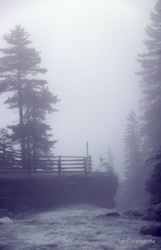 Solitude In The Haze by Joe Freemantle