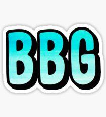 BGG Sticker