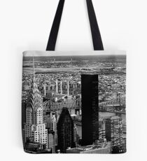 New York cityscape Tote Bag