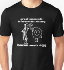 Bacon Meets Egg Unisex T-Shirt