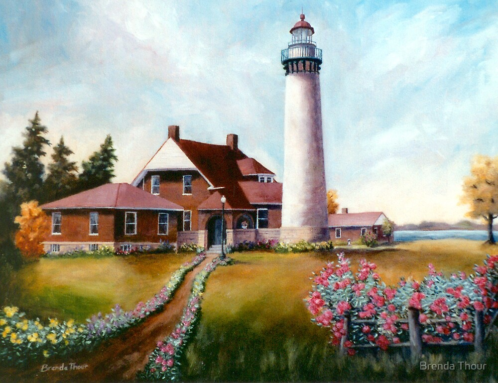 Seul Choix Light  by Brenda Thour