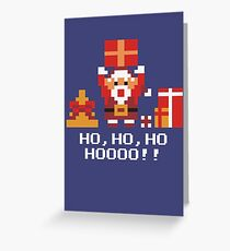 The Legend Of Christmas Greeting Card