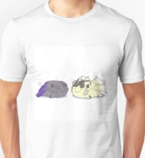 Shagaru and Gore Magala chibi Unisex T-Shirt