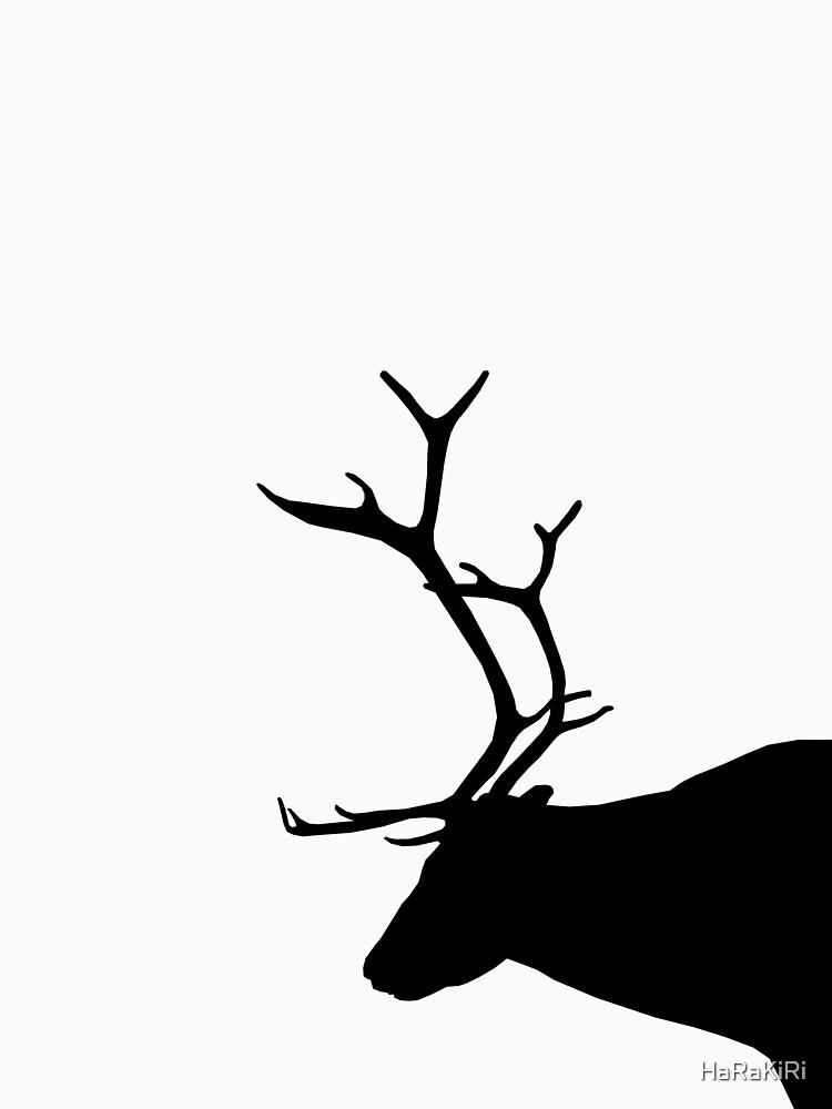 Reindeer by HaRaKiRi