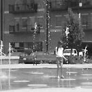 girl in a fountain by 1018photography