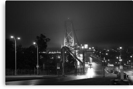 Angus L MacDonald Bridge by 1018photography