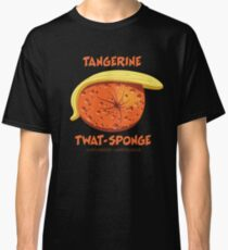 Tangerine Twat-Sponge Classic T-Shirt